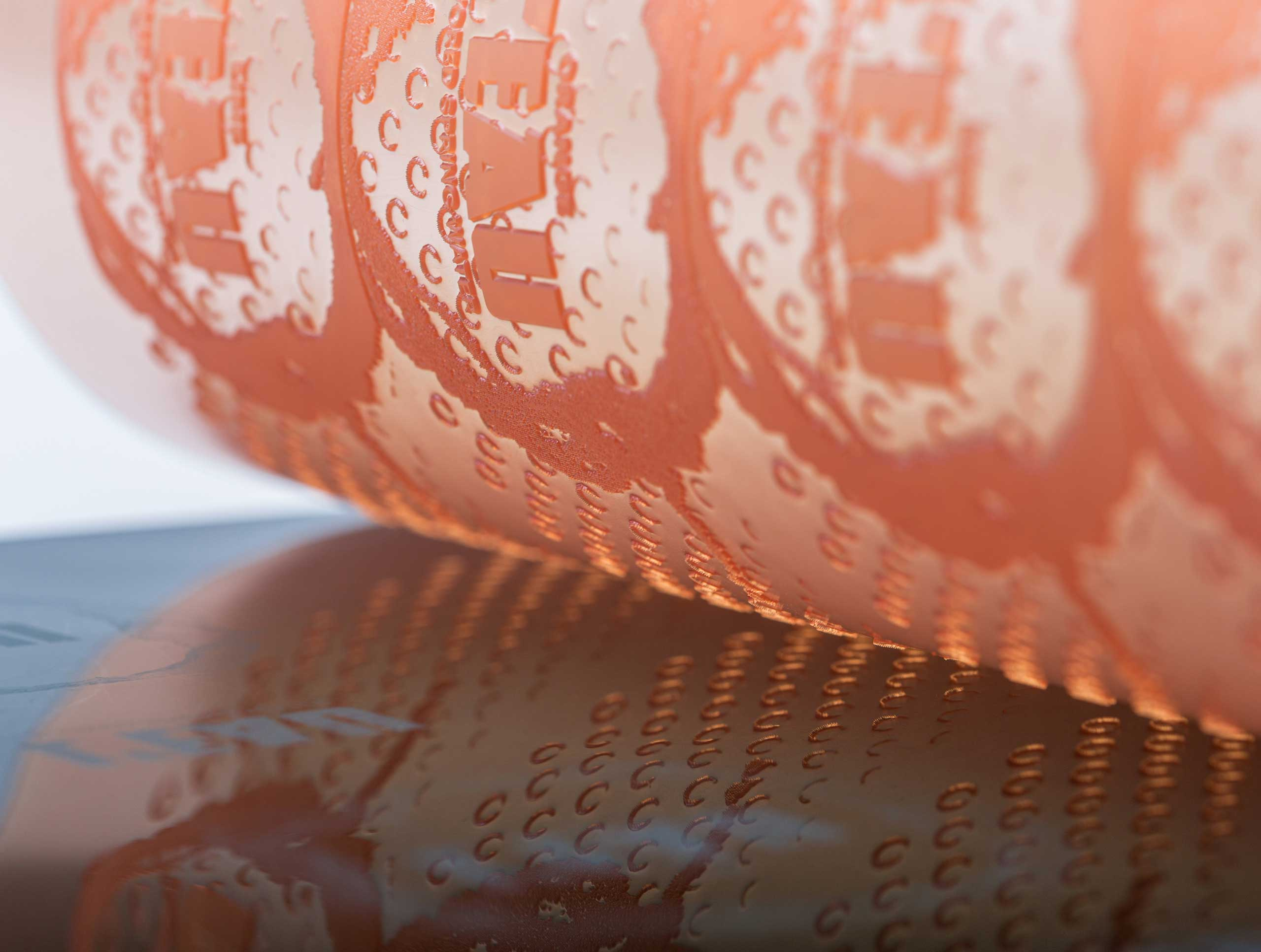 Köstlin Prepress Services | Printing forme production: flexographic printing clichés