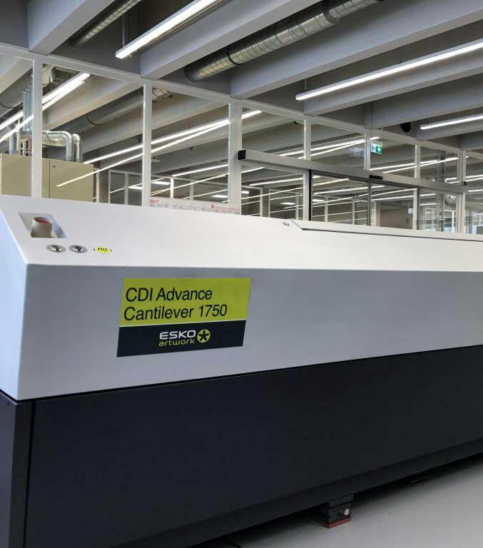 Köstlin Prepress Services | Printing forme production: Clichés