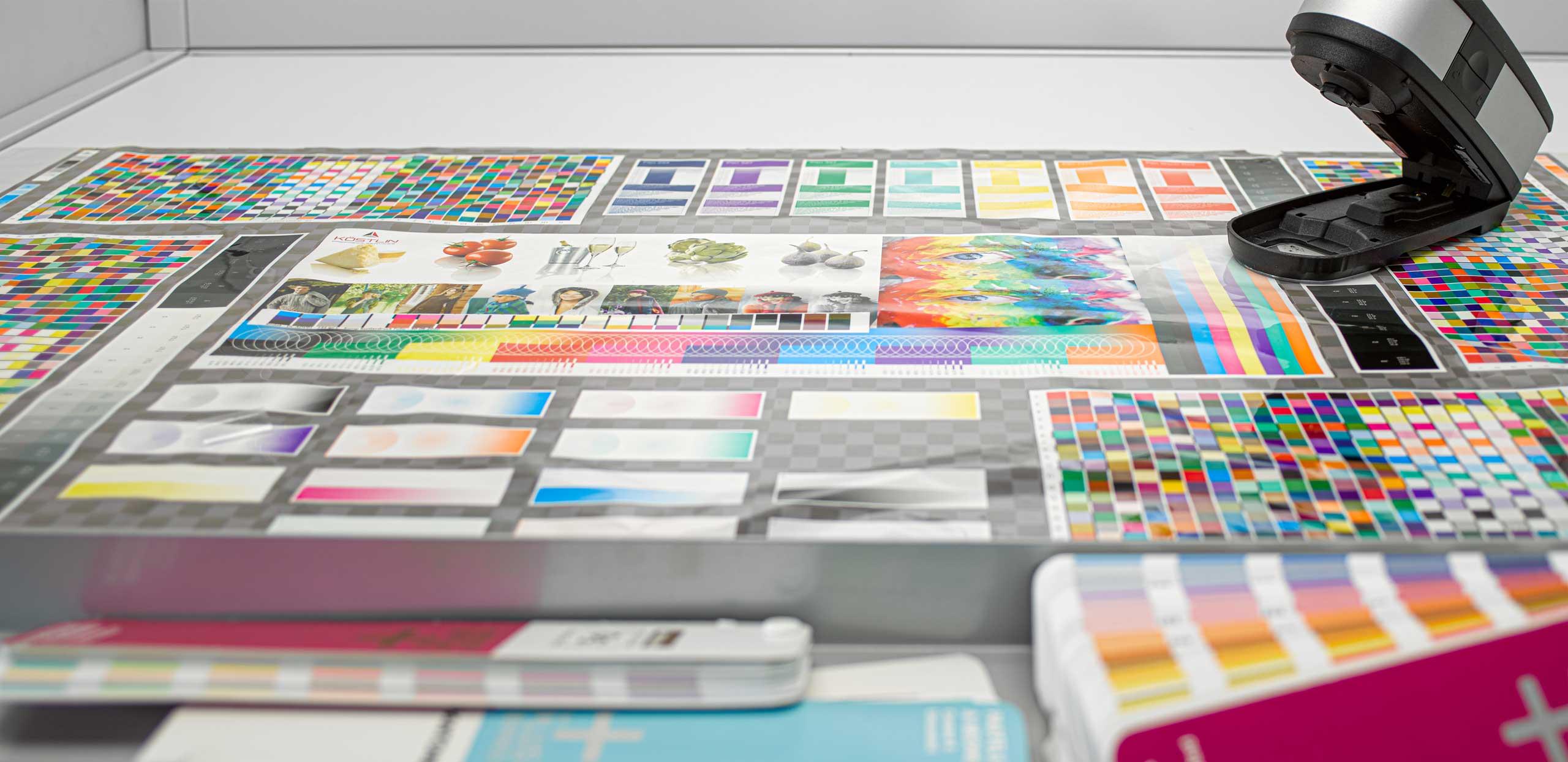 Köstlin Prepress Services | Color Management