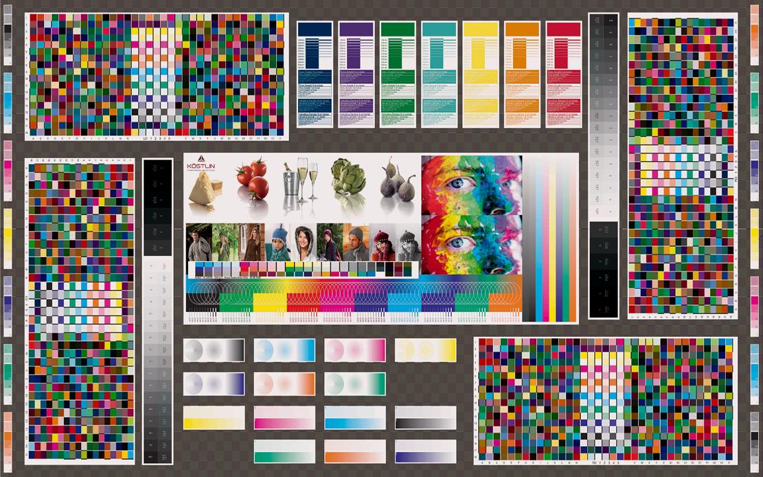 Köstlin Prepress Services   Color Management